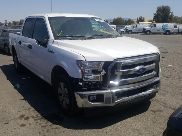 1FTEW1C85HKC13053 2017 FORD F150 SUPERCREW