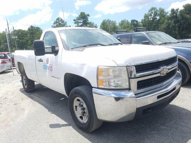 Salvage cars for sale from Copart Savannah, GA: 2008 Chevrolet Silverado