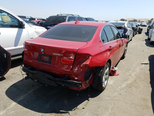 цена в сша 2015 BMW 328 D WBA3D3C57FK157707