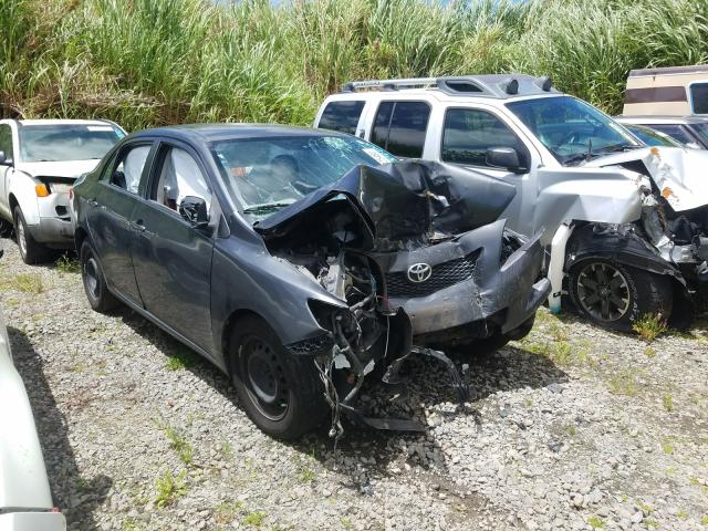 Salvage cars for sale from Copart Kapolei, HI: 2010 Toyota Corolla BA