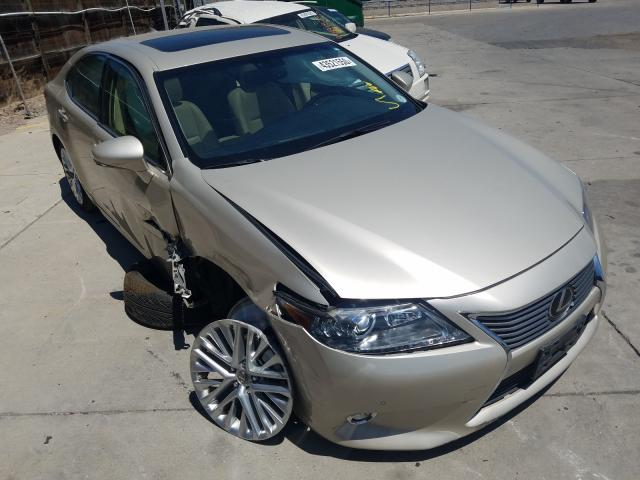 Lexus ES 350 salvage cars for sale: 2015 Lexus ES 350