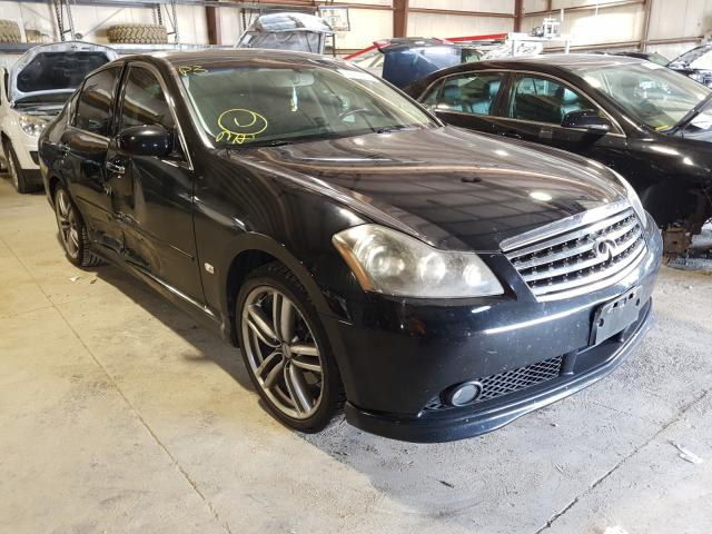 Infiniti M35 Base salvage cars for sale: 2007 Infiniti M35 Base