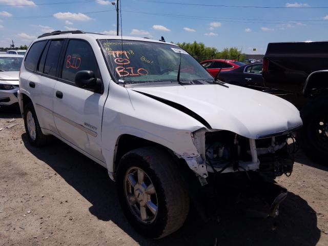 GMC Envoy salvage cars for sale: 2006 GMC Envoy
