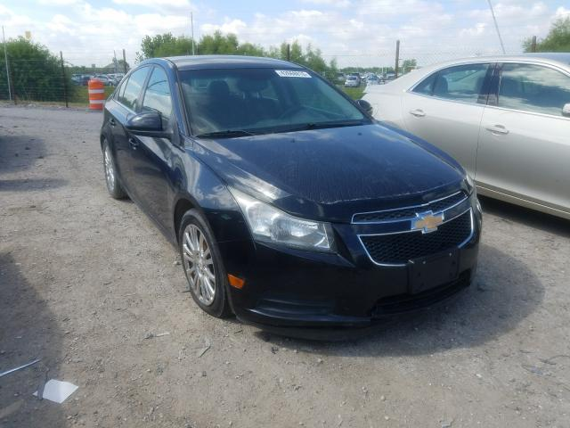 Chevrolet Cruze ECO salvage cars for sale: 2011 Chevrolet Cruze ECO