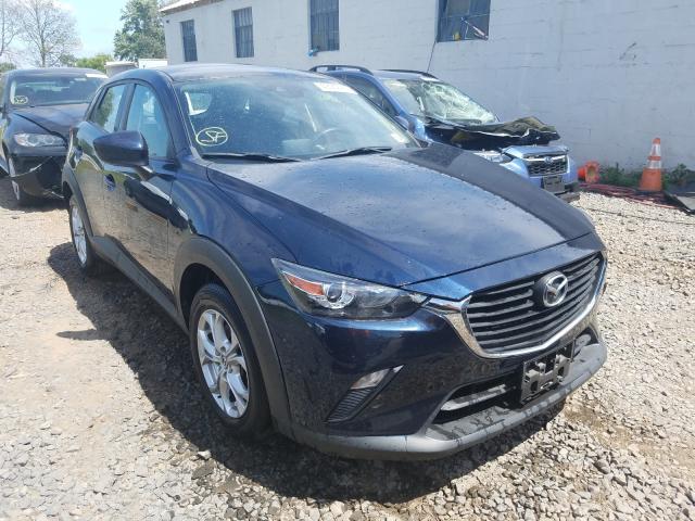 Salvage 2018 Mazda CX-3 SPORT for sale