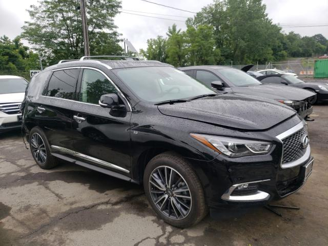 Infiniti QX60 Luxe salvage cars for sale: 2020 Infiniti QX60 Luxe