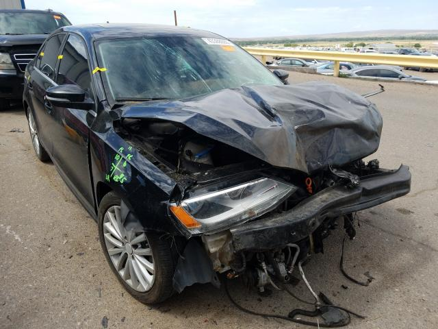 Salvage cars for sale from Copart Albuquerque, NM: 2011 Volkswagen Jetta