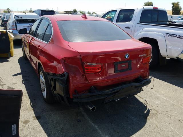 купить 2015 BMW 328 D WBA3D3C57FK157707