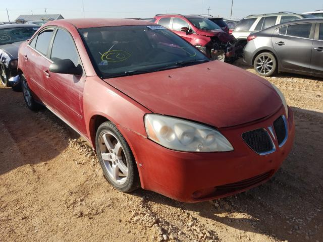 Pontiac G6 Base salvage cars for sale: 2007 Pontiac G6 Base