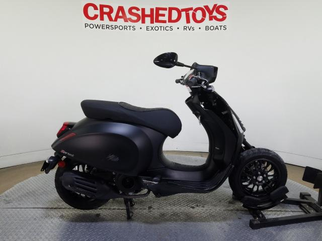 Vespa salvage cars for sale: 2019 Vespa Scooter