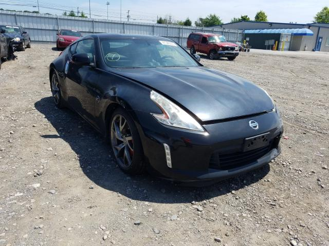 Salvage cars for sale from Copart Finksburg, MD: 2013 Nissan 370Z Base