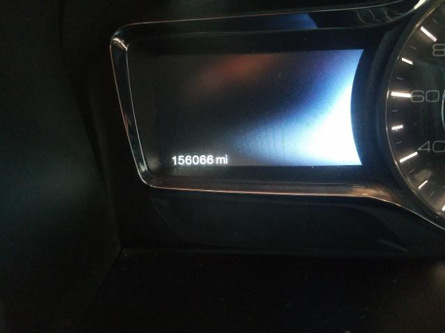 2011 Lincoln MKX | Vin: 2LMDJ6JK7BBJ34118