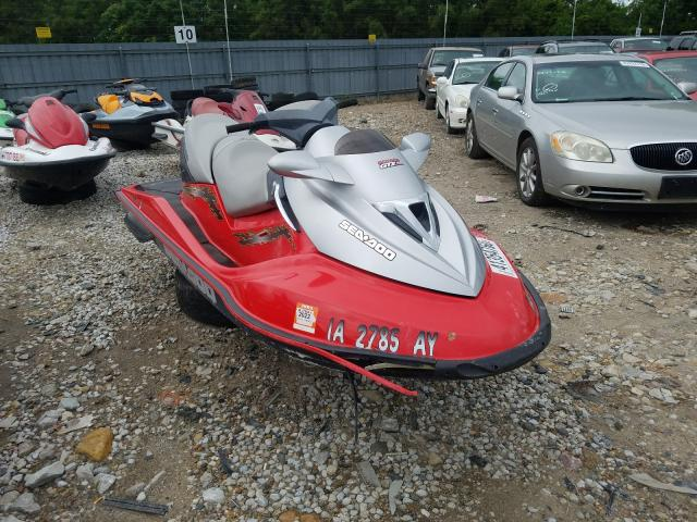 Bombardier salvage cars for sale: 2003 Bombardier Seadoo