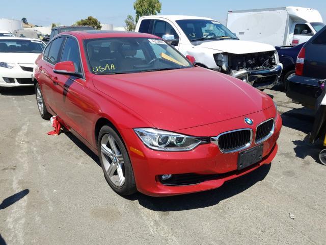 WBA3D3C57FK157707 2015 BMW 328 D