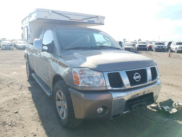 2007 Nissan Titan XE for sale in Brighton, CO