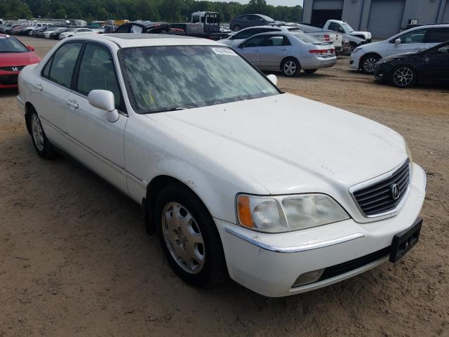 Acura salvage cars for sale: 2000 Acura 3.5RL