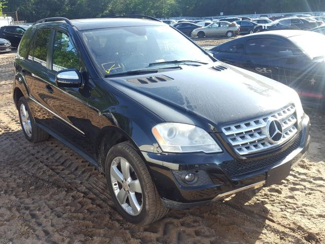 2009 Mercedes-Benz ML 350 for sale in Jacksonville, FL