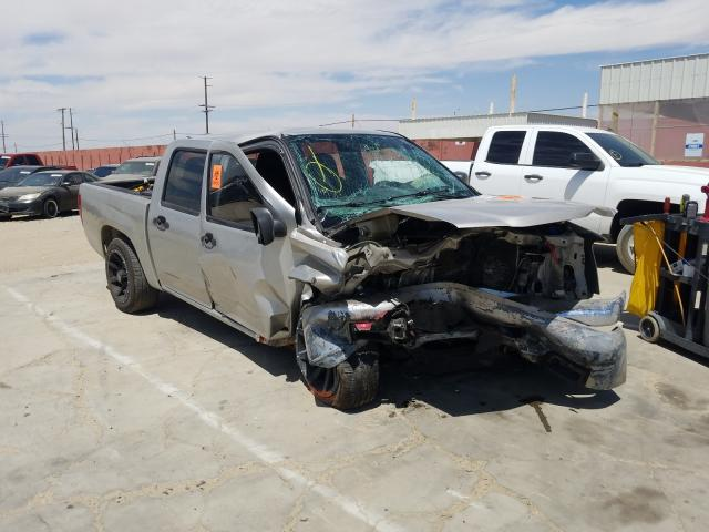 Salvage cars for sale from Copart Sun Valley, CA: 2007 Chevrolet Colorado