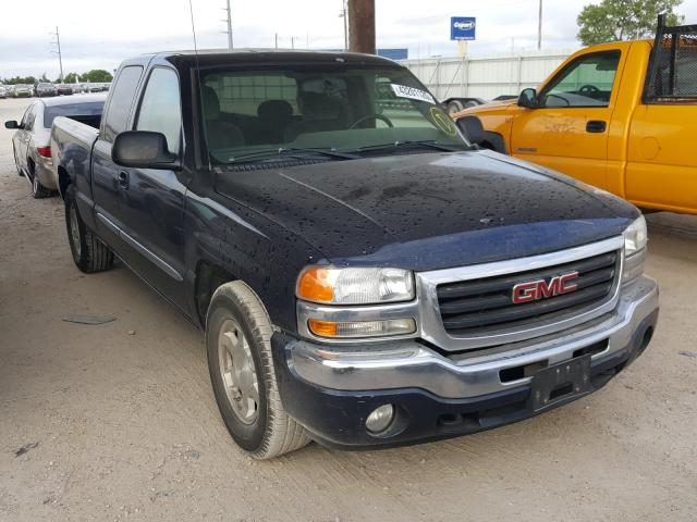 Clean Title 2005 Gmc Sierra 4dr Ext 4 8l For Sale In Temple Tx