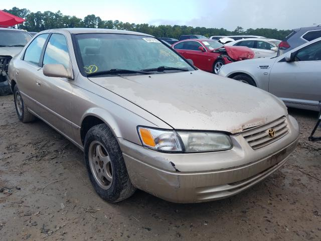 Salvage cars for sale from Copart Houston, TX: 1997 Toyota Camry LE