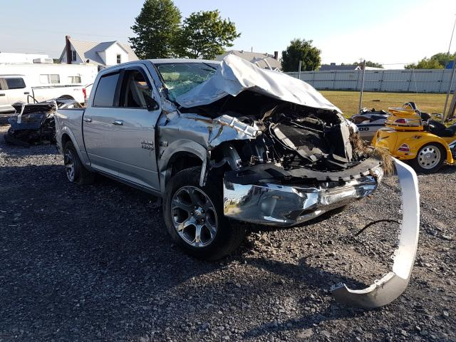 Salvage cars for sale from Copart Ebensburg, PA: 2016 Dodge 1500 Laram
