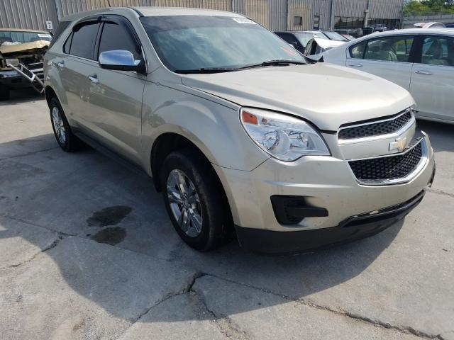 Salvage cars for sale from Copart Lawrenceburg, KY: 2015 Chevrolet Equinox LS