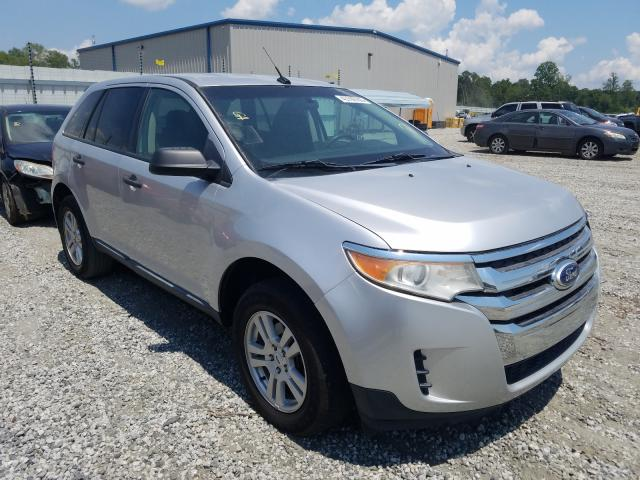 Ford Edge SE salvage cars for sale: 2011 Ford Edge SE