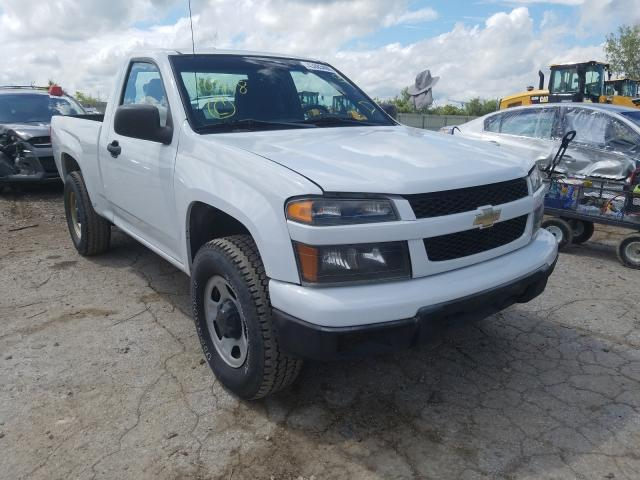 Vehiculos salvage en venta de Copart Kansas City, KS: 2012 Chevrolet Colorado