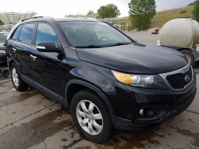 Vehiculos salvage en venta de Copart Littleton, CO: 2013 KIA Sorento LX