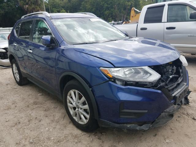 Vehiculos salvage en venta de Copart Riverview, FL: 2019 Nissan Rogue S