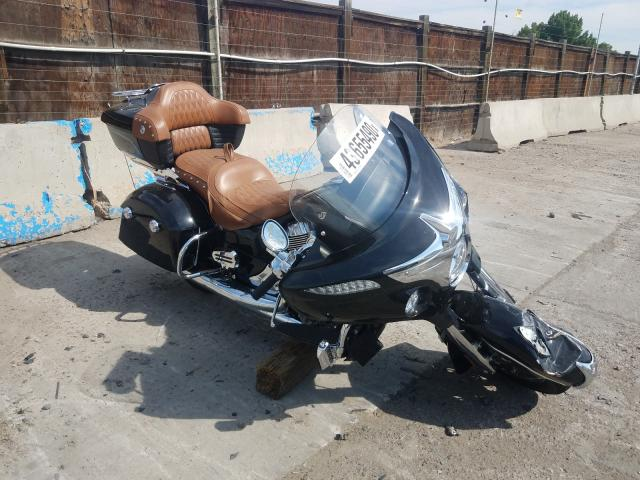 Indian Motorcycle Co. Roadmaster salvage cars for sale: 2015 Indian Motorcycle Co. Roadmaster
