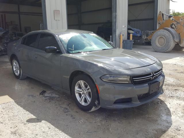 2C3CDXBG1JH247453 - 2018 Dodge Charger Sx 3.6L Left View