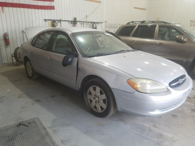 Ford Taurus LX salvage cars for sale: 2002 Ford Taurus LX