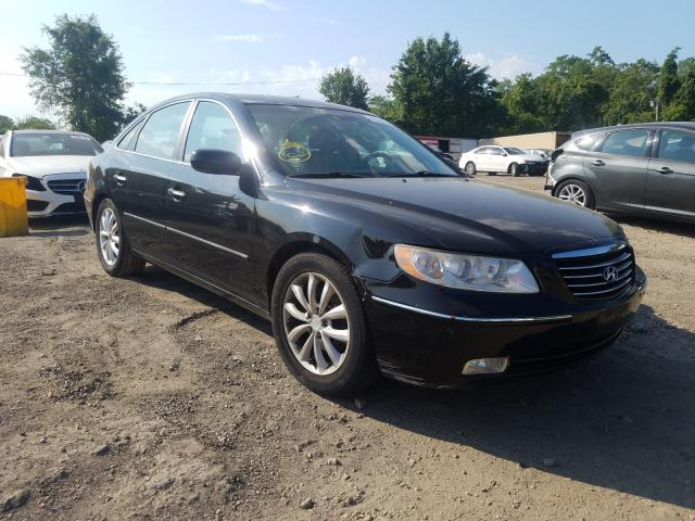 Salvage cars for sale from Copart Baltimore, MD: 2006 Hyundai Azera SE