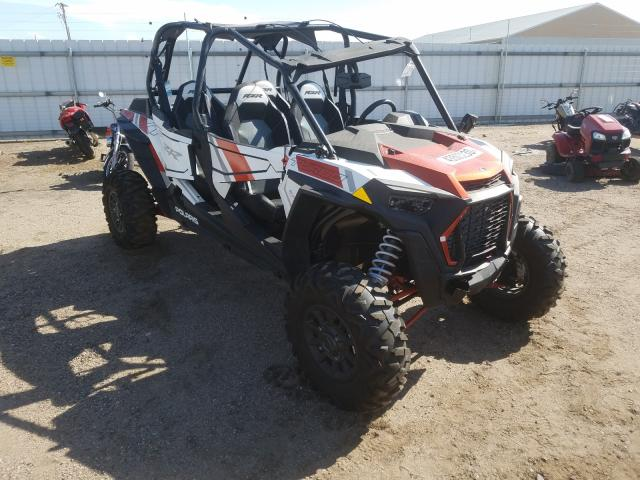 Salvage cars for sale from Copart Brighton, CO: 2019 Polaris Snowmobile
