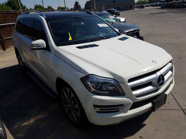 Mercedes-Benz GL 450 4matic salvage cars for sale: 2013 Mercedes-Benz GL 450 4matic