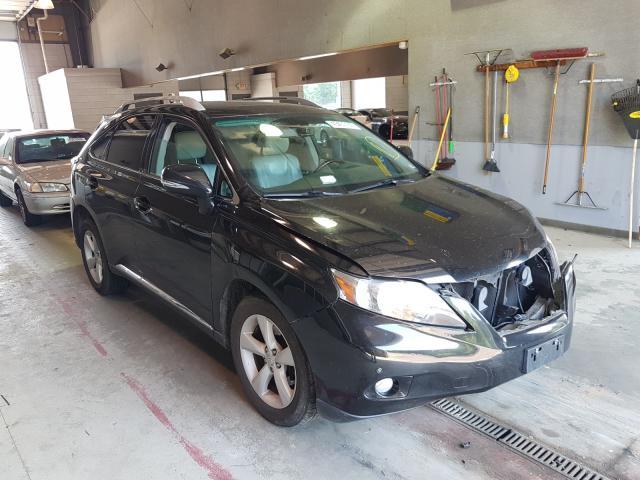 Lexus Vehiculos salvage en venta: 2012 Lexus RX 350