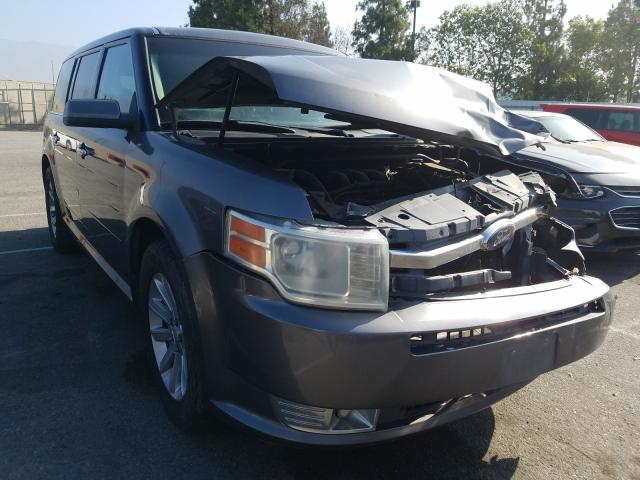 Ford Flex SEL salvage cars for sale: 2010 Ford Flex SEL