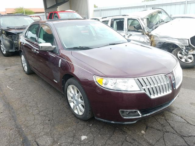 Lincoln MKZ Hybrid salvage cars for sale: 2011 Lincoln MKZ Hybrid