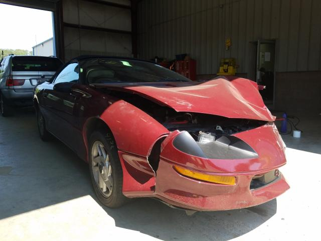 Chevrolet Camaro salvage cars for sale: 1994 Chevrolet Camaro