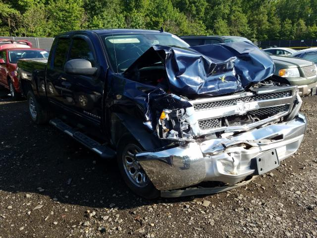 Salvage cars for sale from Copart Waldorf, MD: 2012 Chevrolet Silverado
