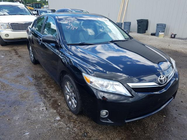 Carros híbridos a la venta en subasta: 2010 Toyota Camry Hybrid