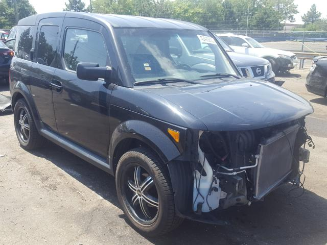 Honda Element EX salvage cars for sale: 2007 Honda Element EX