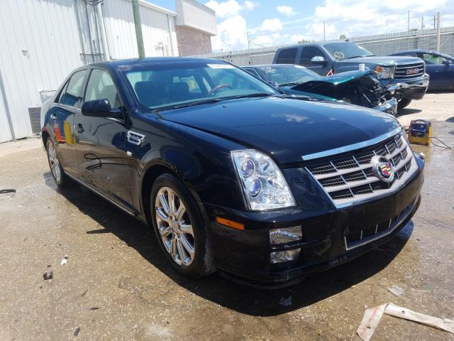 Cadillac STS salvage cars for sale: 2010 Cadillac STS
