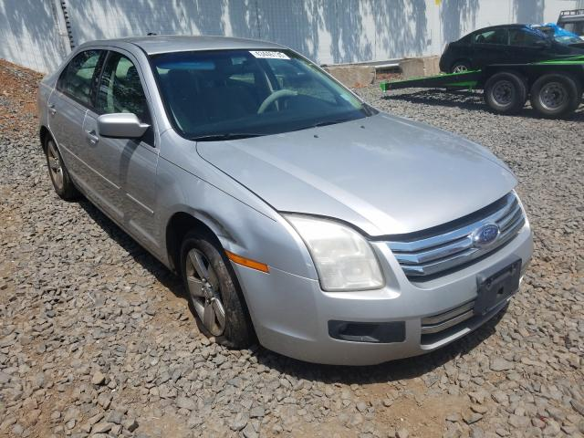 Ford Fusion SE salvage cars for sale: 2009 Ford Fusion SE