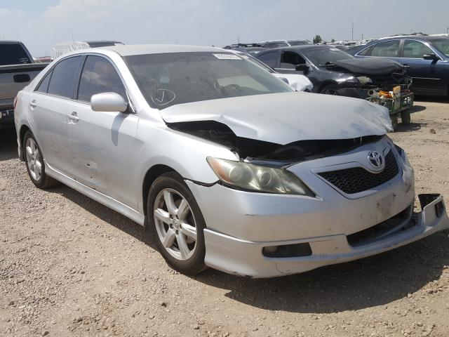 Toyota Camry Base salvage cars for sale: 2009 Toyota Camry Base