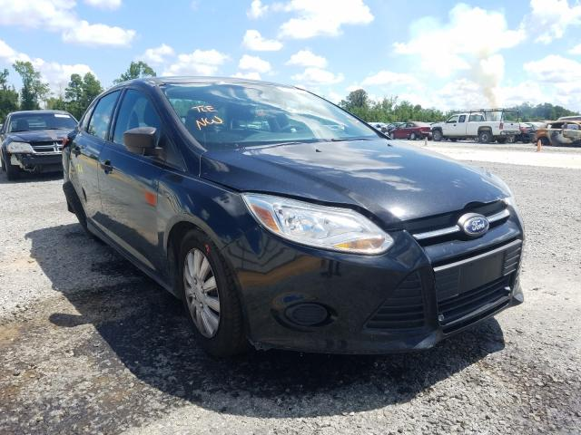 Ford Focus salvage cars for sale: 2014 Ford Focus