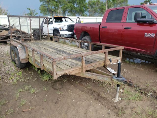 Interstate Trailer salvage cars for sale: 1993 Interstate Trailer
