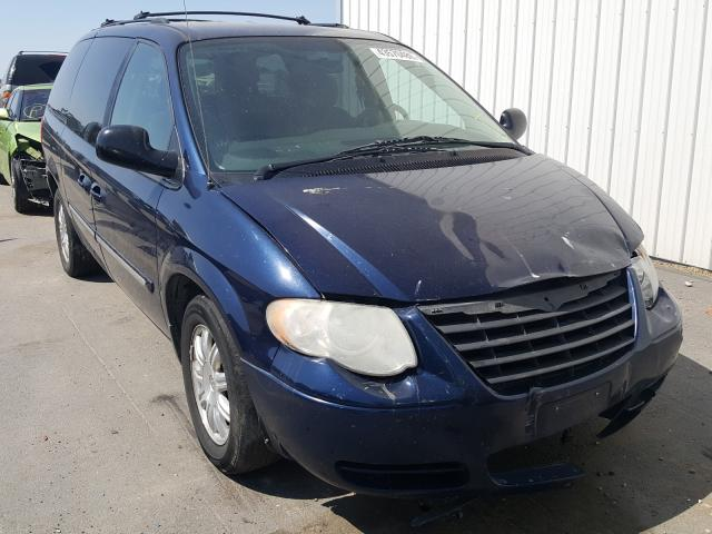 Vehiculos salvage en venta de Copart Nampa, ID: 2005 Chrysler Town & Country