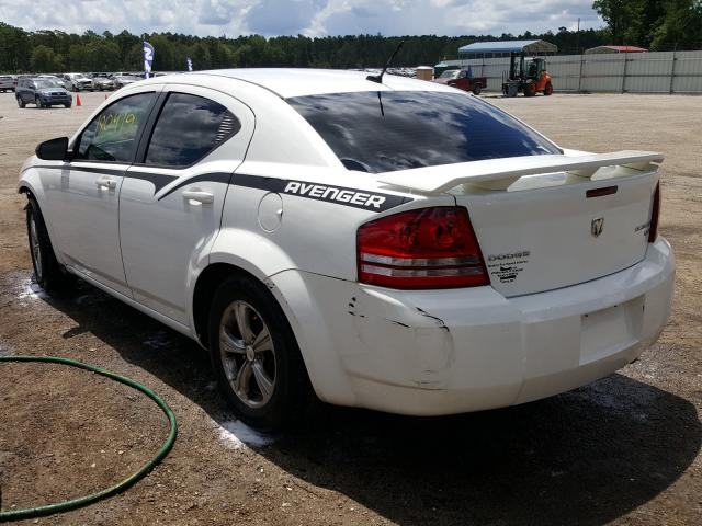 2010 Dodge AVENGER   Vin: 1B3CC4FB9AN108109